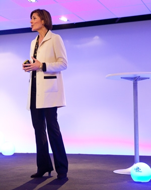 Sue Barsamian, HP