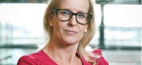 Åsa Edner, Sverigechef Check Point