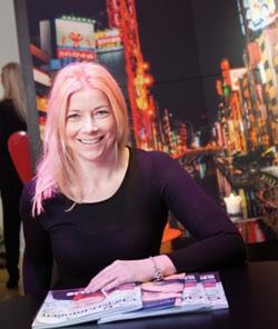 Kaja Narum, sverigechef Palo Alto Networks