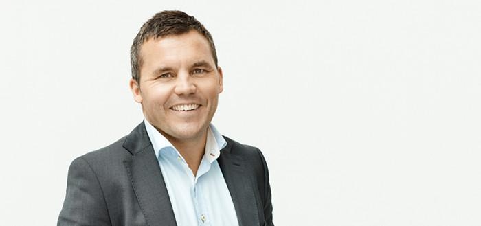 Kenneth Fredriksen axlar ny roll som VD för Huawei Sverige
