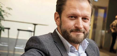 Magnus Dahlhjelm, UX-chef på Avanade.