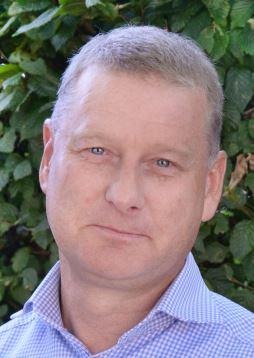 Mats Löfgren IT-chef på Höganäs kommun