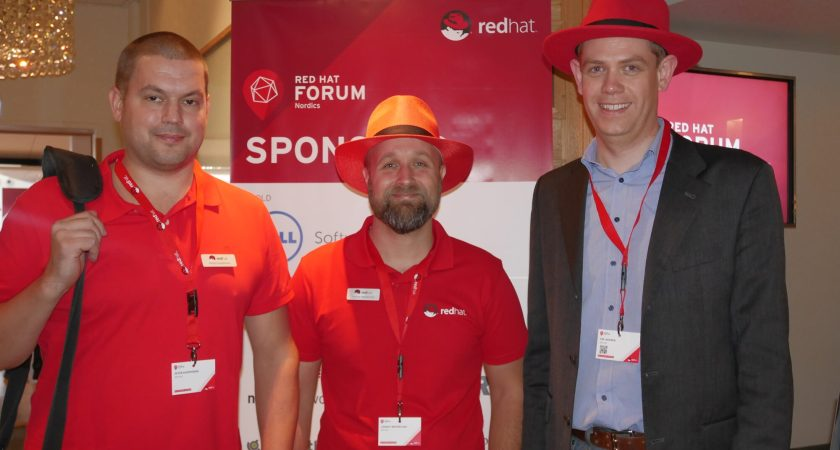 Red Hat summit 2015 i Münchenbryggeriet
