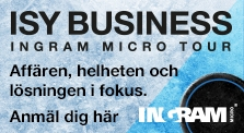 Isy Business, Ingram Micro