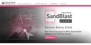 SandBlast Agent