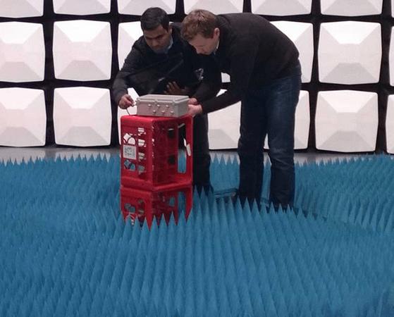 Sweratel lägger internationellt trådlöst nät i Cygates moln