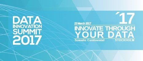 Data Innovation Summit 2017
