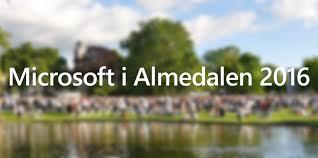 Träffa Microsoft i Almedalen: Här hittar du oss! 1