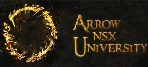 Heldags event hos Arrow NSX University 2016 1