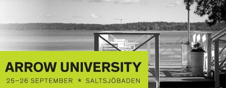 Arrow University 2014