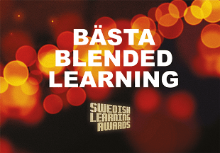 Nytt pris till AddPro – bästa Blended Learning i Swedish Learning Awards