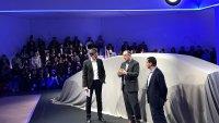 BMW på Consumer Electronics Show 2017 i Las Vegas