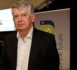 Professor i logistik, Dag Ericsson