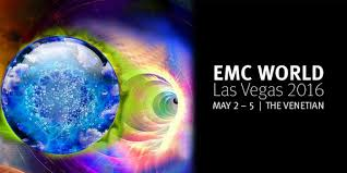 EMC World 2016 returns to Las Vegas May 2-5 at The Venetian! 1
