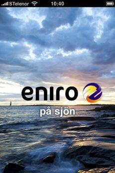 Uppdaterad navigationsapp för Eniro 1