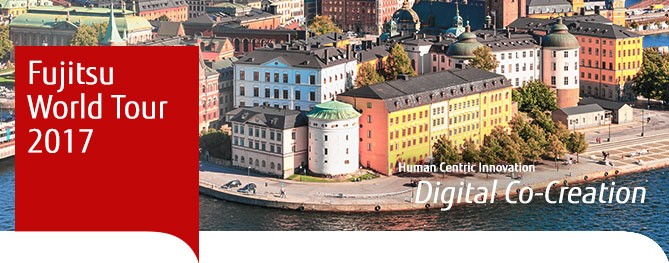 Fujitsu World Tour 2017 – Stockholm 4 april