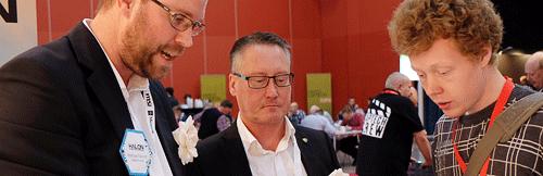 Ola Smidvik, vd Halon