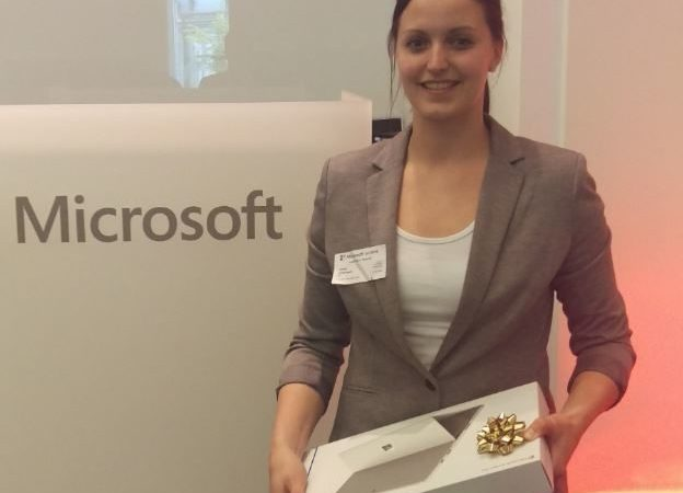 Svenska Hanna kan bli världsmästare i Excel