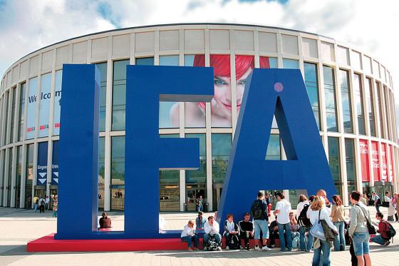 IFA Messe Berlin är en av världens ledande mässor för hemelektronik, teknik och programvara