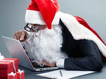 Ökad julhandel i Sverige − och mest på nätet