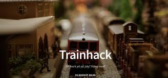 Trainhack it-kanalen.se