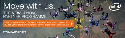 """Ta möjligheten få en uppdatering av Lenovos NYA Partner Portal, via """"Webcast"""" 1"""