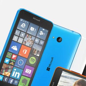 Microsoft Lumia 640 Windows 10
