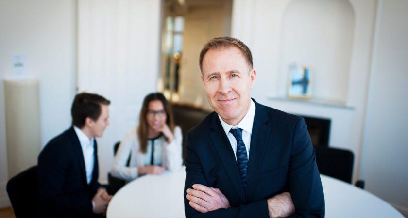 Ny VD för Lundalogik i Norge
