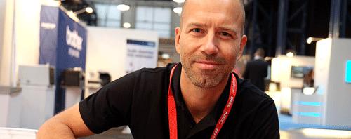 Mats Roosemark, Exertis Captech Expo