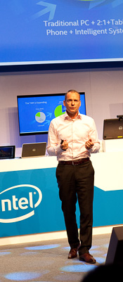 Maurits Tichelman Intel