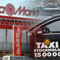 Media Markt bjuder stockholmare på klapptaxi inför jul