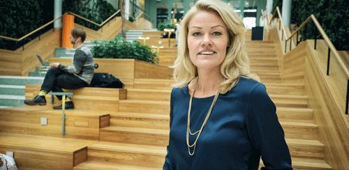 Hon avslöjar hemligheten bakom Office IT-Partners framgångar
