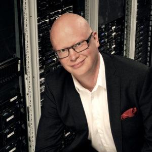 Niclas Alvebratt, teknisk chef på Cygate Cloud.