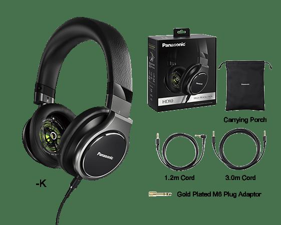 Musik är stor del av mitt liv – Panasonic RP-HD10