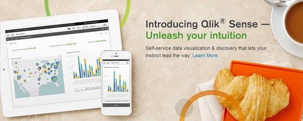 Qlik Sense utklassar i årets största oberoende undersökning inom Business Intelligence
