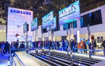 Samsung manifesterar meningsfull innovation under Las Vegas CES 2017 1