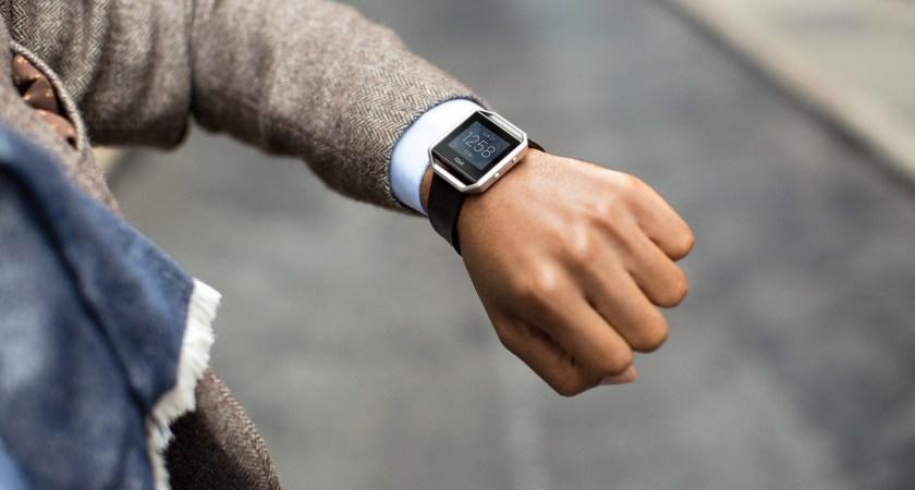 Hitta pulsen med Fitbit Blaze