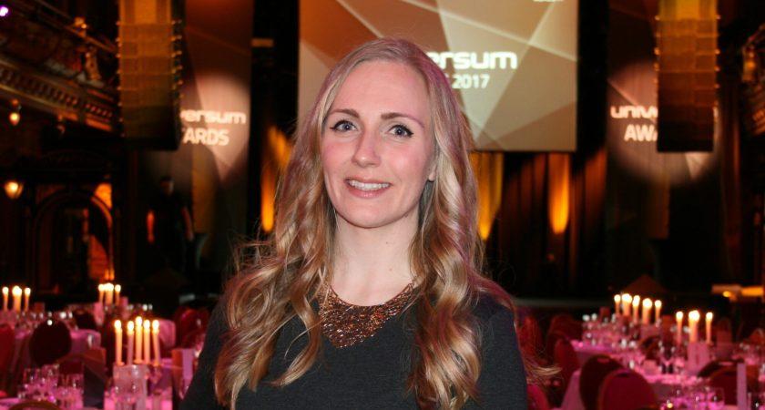 Sofie Borck Janeheim är Årets IT-tjej 2017