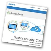 Sophos lyfter säkerheten upp i molnet
