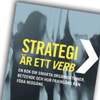 """""""Människans beteende borde styra strategiarbete mer"""""""