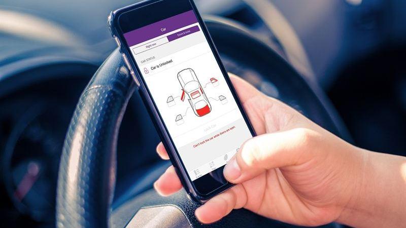 TeliaSonera introducerar världsunik tjänst för att koppla upp bilen mot sakernas internet