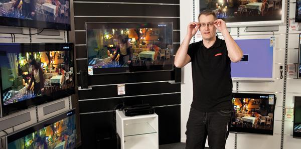 Johan Andersson, Audio Video Västervik