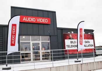 Audio Video, Västervik
