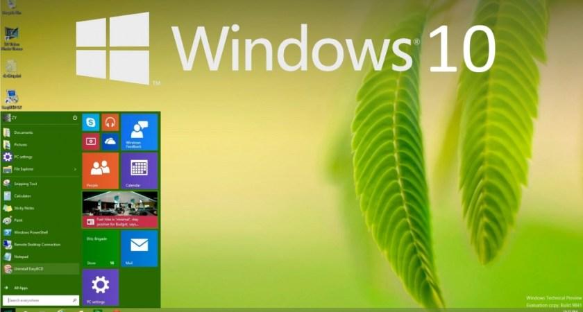 Windows 10 Anniversary Update är här
