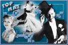 Top Hat Filmplakat
