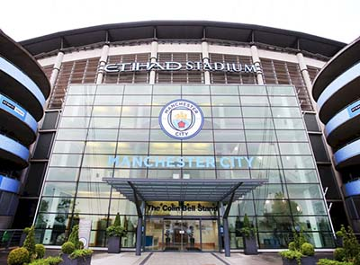 Manchester City signs eSports player