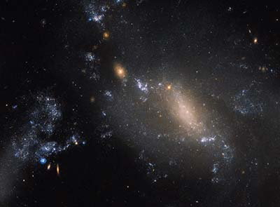 New galaxies defy convention