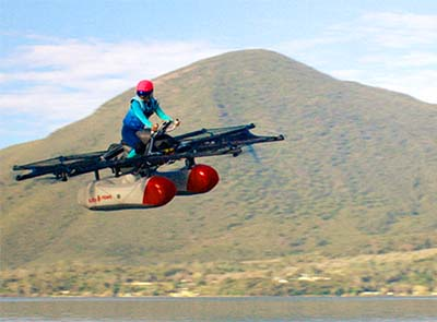 Flying cars set for take-off