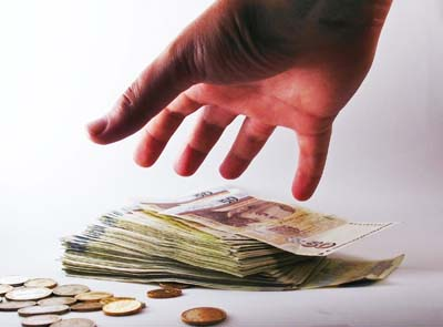 Salaries show real growth