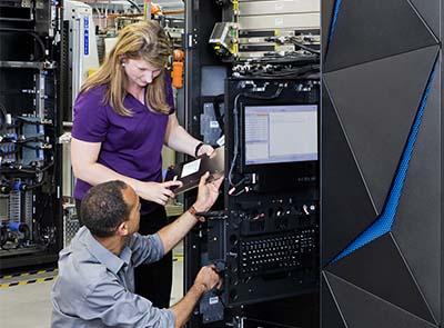 IBM Z mainframe debuts in SA